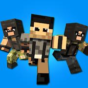 Blocky Strike Pixel Shooting 1.2