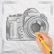 Pencil Sketch Photo 1.2