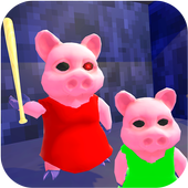 Scary Piggy Escape Granny Chapter2 Craft Mods 1.2