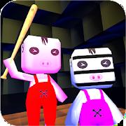 Scary Blocky Piggy Escape Mod 1.8