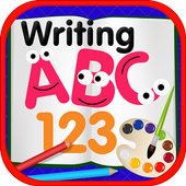 ABC 123 Writing Coloring Book 53 APK