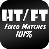HT/FT 101% Fixed Matches 1.1
