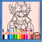 DBS Coloring Pages 1.0
