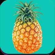 Pineapple Wallpaper 4K 1.02
