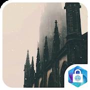 Snow City Live Wallpaper Lock Screen 1.0.0