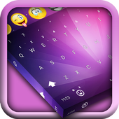 Pink Lollipop Android Keyboard 1.2