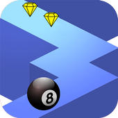 B Ball - Zig Zag Run FREE 1.0