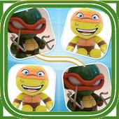 Mutant Ninja Matching Games 1.0