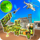 Anti Aircraft Patriot Gunner 1.0.4