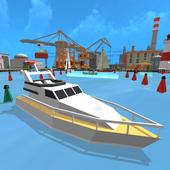 Craft Boat Driving Simulator