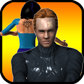 Super Hero Action Fighting Match Free