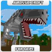 Mod Jurassic Craft for MCPE 1.0