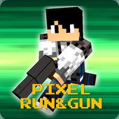 Pixel Run and Shoot 3.5