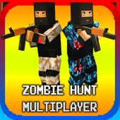 Pixel Zombie Combat Online Fps 1.7