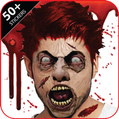 Scary zombie booth photo editor 1.0
