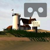 Beach for Google Cardboard