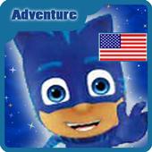 Pyjamasques Game Pj Adventure Words 1.0