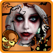 Scary Photo Frames. Ghost Photo Editor 1.01