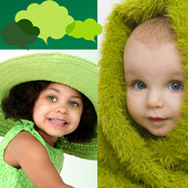 Green Photo Collage Maker 1.3