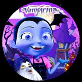 vampirinaa game: halloween princess 1