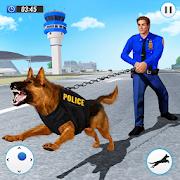 US Police Dog 2020: Airport Crime Shooting Game 2.9