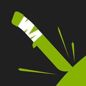 com.playgendary.kniferush icon