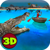 Crocodile Attack Simulator 3D 1.0