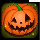 Pumpkins On Graves