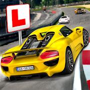 Driving School Test Car Racing