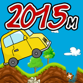2015m: car jump / driving game