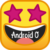 Emoji for the Android O Style 1.0.0