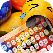 Keyboard Theme for Easter 1.2