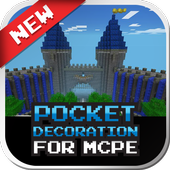 Pocket Decoration Mod 1.0