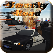 Smashy Road Zombie