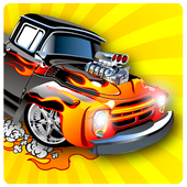 Kids Monster Truck Games 1.9
