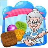Happy Granny Candy Match 3