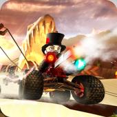 Cracking Sands - Combat Racing (Unreleased)