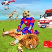Superhero Robot Speed Hero Rescue Mission