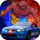 Police Attack Ghost Battle 1.0