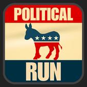 Political Run - Democrat 2.0