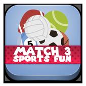 Match 3 Sports Fun