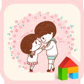 달이 쭈니 (love) 도돌런처 테마 4.1