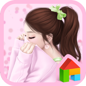 lovely girls dodol themeOGQ for themePersonalization