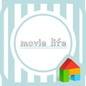 Movie life dodol theme 4.1