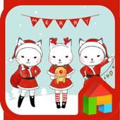Shopper cat(beauty santa)Dodol 4.1