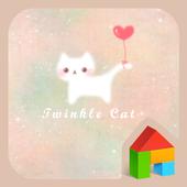 twinkle cat dodol theme