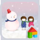 Winter love song Dodol Theme 4.1