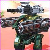Steel Gear Real Robot 1.2