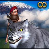 Mount Wolf Girl Hunter
