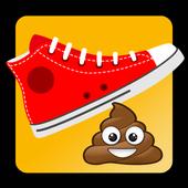 Poo Shoe Guy Pan Dodge ObjectSean McCueArcade